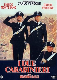 4 I due carabinieri locandina