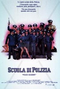 7 Scuola di polizia locandina
