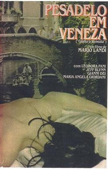 Giallo a Venezia locandina 2