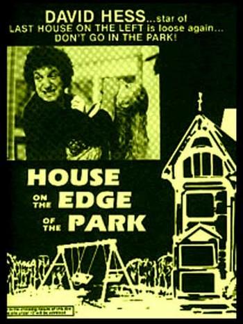 La casa sperduta nel parco locandina 2