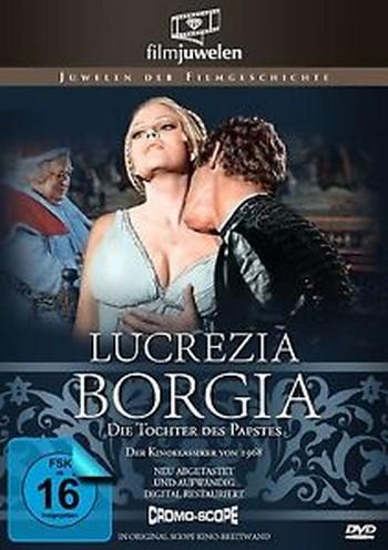 Le notti peccaminose di Lucrezia Borgia locandina 1