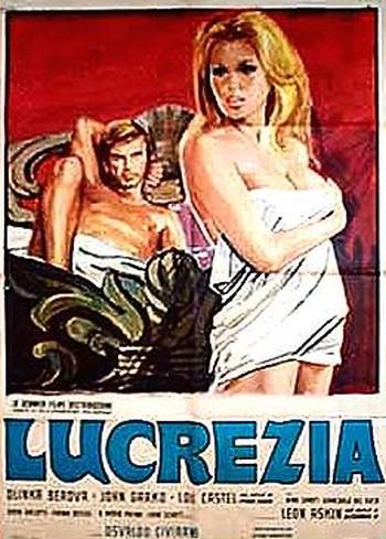 Le notti peccaminose di Lucrezia Borgia locandina 2