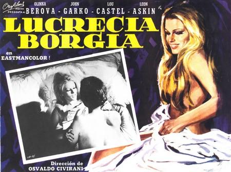 Le notti peccaminose di Lucrezia Borgia locandina 4