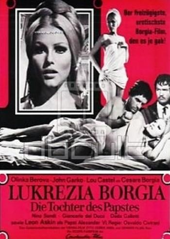 Le notti peccaminose di Lucrezia Borgia locandina 5
