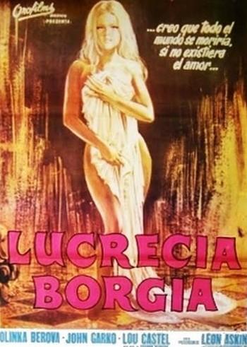 Le notti peccaminose di Lucrezia Borgia locandina 7