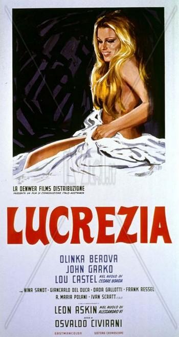 Le notti peccaminose di Lucrezia Borgia locandina 8