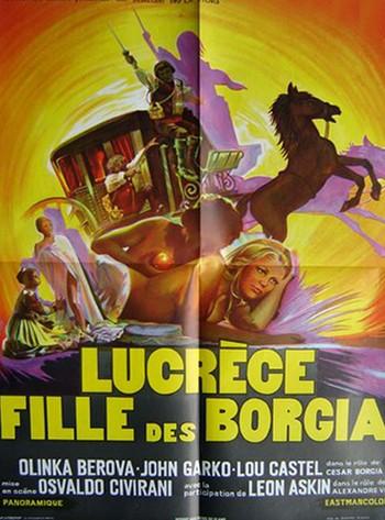 Le notti peccaminose di Lucrezia Borgia locandina 9