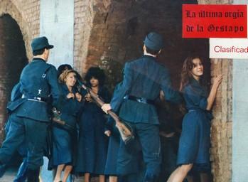 L'ultima orgia della Gestapo locandina 5
