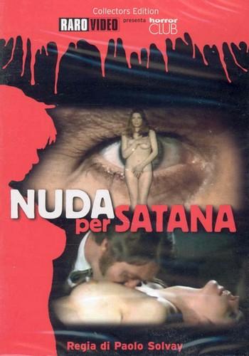 Nuda per satana locandina 2