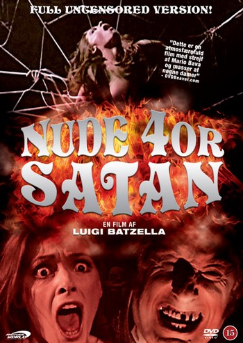 Nuda per satana locandina 4