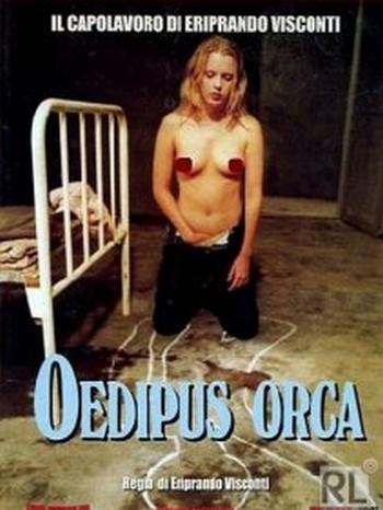 Oedipus orca locandina 3