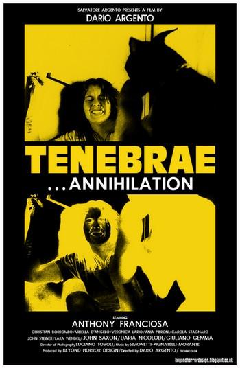 Tenebre locandina 4