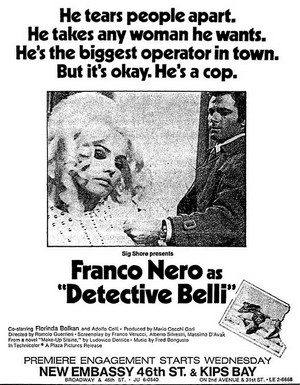 Un detective flano