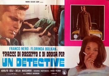 Un detective lobby card 2