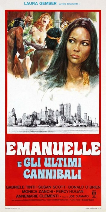 Emanuelle e gli ultimi cannibali locandina 0