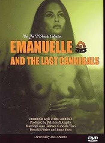 Emanuelle e gli ultimi cannibali locandina 3