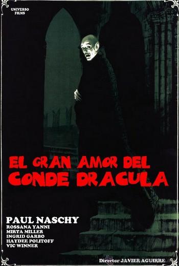 I diabolici amori di Nosferatu locandina 1
