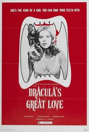 I diabolici amori di Nosferatu locandina 2