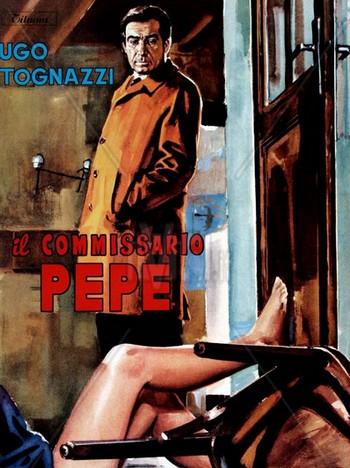 Il commissario Pepe locandina 1