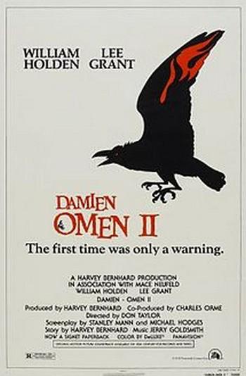 La maledizione di Damien locandina 1