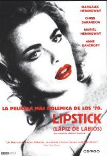 Lipstick Stupro locandina 3