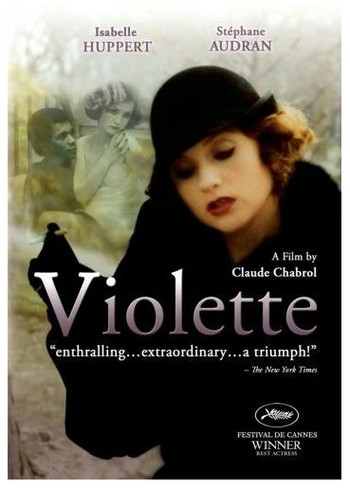Violette Noziere locandina