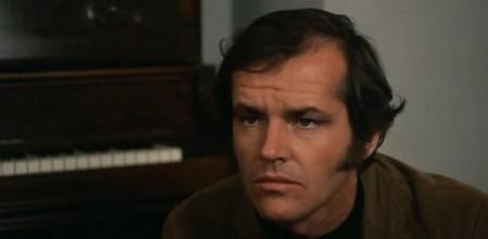 1 Jack Nicholson Cinque pezzi facili
