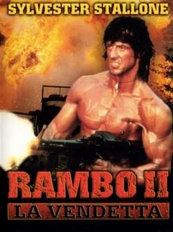 1 Rambo 2 locandina