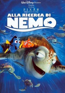 14 Alla ricerca di Nemo locandina