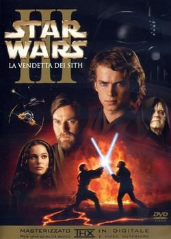 15 Star Wars Episodio III – La vendetta dei Sith locandina