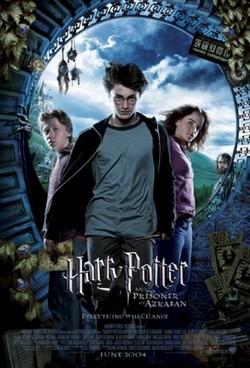 18 Harry Potter e il prigioniero di Azkaban locandina
