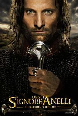2 Il Signore degli Anelli Il ritorno del Re locandina