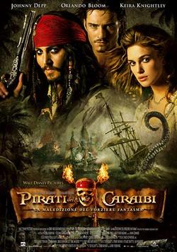 3 Pirati dei Caraibi La maledizione del forziere fantasma (2006)