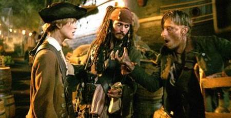 3 Pirati dei Caraibi La maledizione del forziere fantasma foto