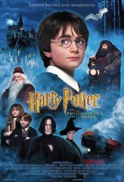 4 Harry Potter e la pietra filosofale locandina
