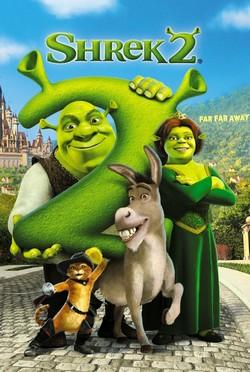 8 Shrek 2 locandina