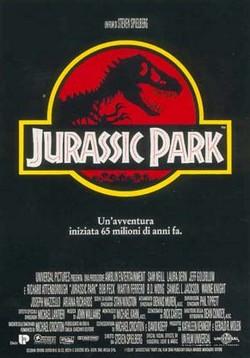 9 Jurassic park locandina