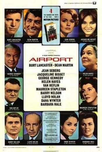 Airport locandina