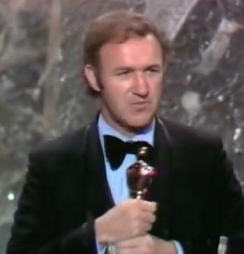 Gene Hackman Oscar