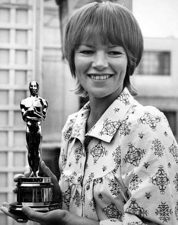 Glenda Jackson Oscar