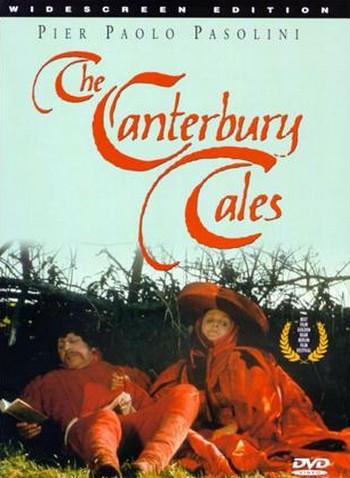 I racconti di Canterbury locandina 3