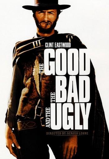 Il buono il brutto il cattivo locandina 1