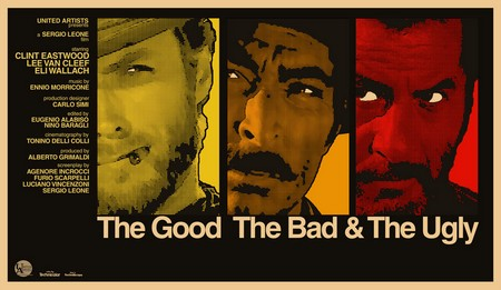 Il buono il brutto il cattivo locandina 9