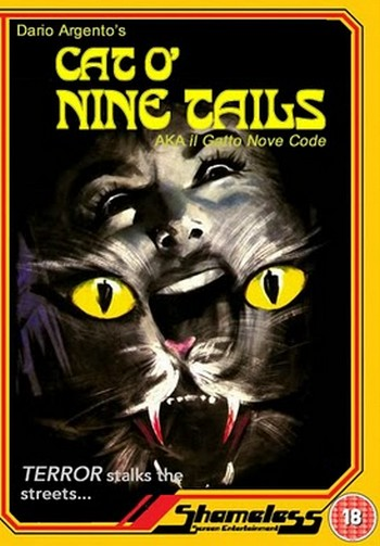 Il gatto a nove code locandina 4