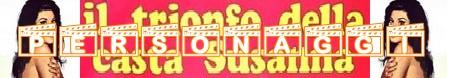 Il trionfo della casta Susanna banner personaggi
