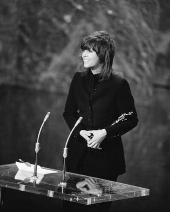 Jane Fonda Oscar