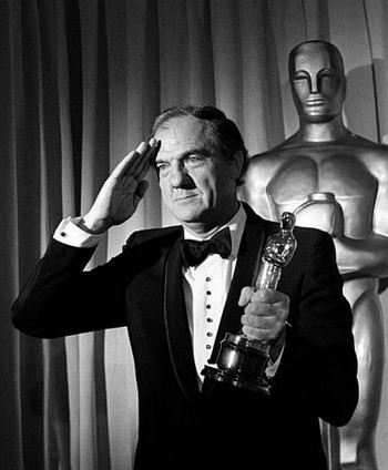 Karl Malden Oscar al film Patton