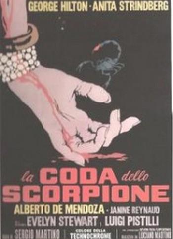 La coda dello scorpione locandina 02