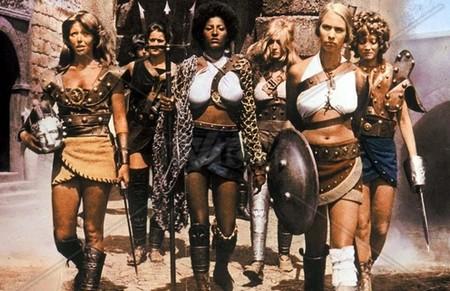 La rivolta delle gladiatrici foto 1