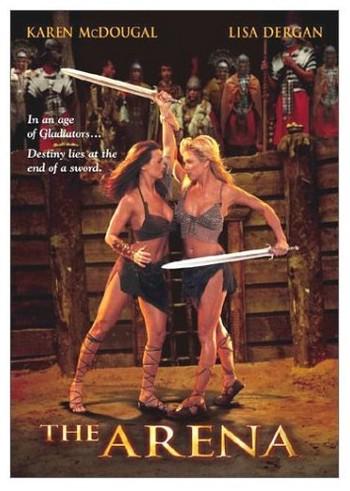 La rivolta delle gladiatrici locandina 1